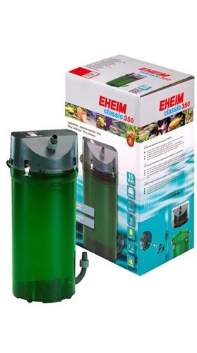Eheim Classic 350 с бионаполнителями