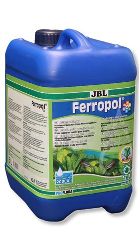 Удобрение с микроэлементами JBL Ferropol 5 л